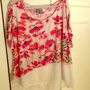 New Directions Plus Size Top Size 3X